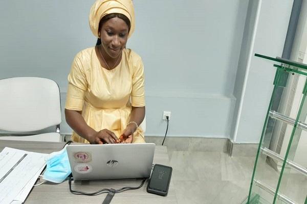 Hawa Bâ plaide pour l'implication effective des jeunes dans le processus du GFF en Mauritanie