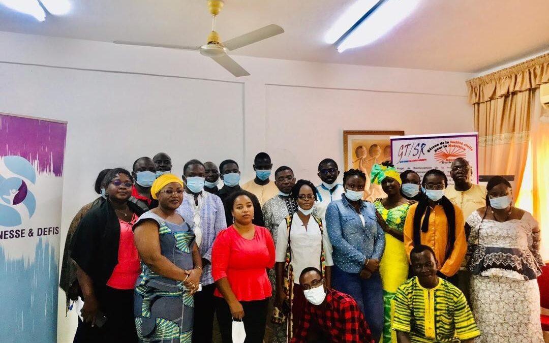 La société civile burkinabé mobilise le secteur privé et les collectivités territoriales pour le financement du Dossier d'Investissement